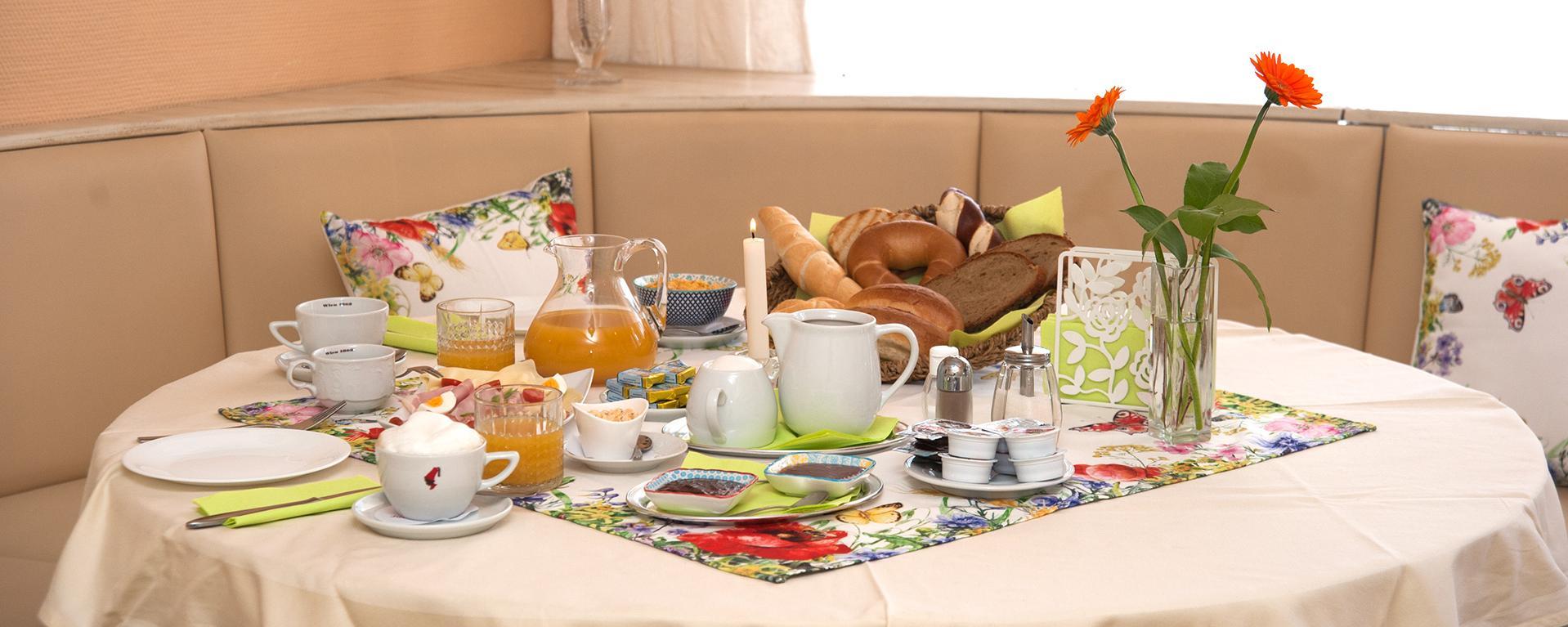 Caffeehaus Freingruber - Frühstück
